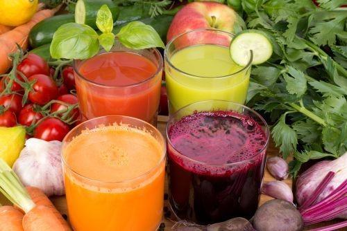 Fresh de legume, multivitamine